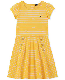 Tommy Hilfiger Big Girls Printed Dress