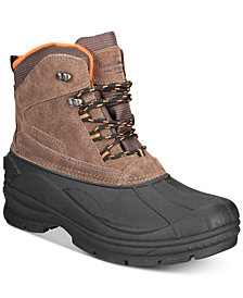 Weatherproof Vintage Men's Jake Waterproof Cold Weather Boots