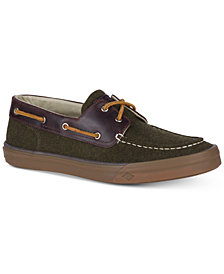Sperry Bahama 2-Eye Wool Boat Shoes