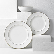 Lenox Continental Dining Gold  3 Piece Place Setting