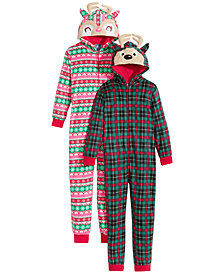 Max & Olivia Big Boys & Big Girls Onesie Separates