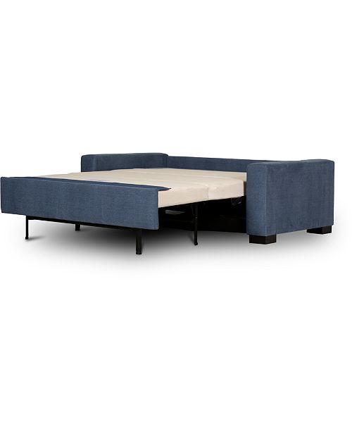 Tremendous Alaina Ii 77 Fabric Queen Sleeper Sofa Bed Created For Macys Dailytribune Chair Design For Home Dailytribuneorg