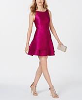 Fit And Flare Dress  Shop Fit And Flare Dress - Macy s 284b58810
