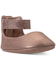 Nine West Infant Girls' Faye 2 Crib Ballet Flats from Finish Line