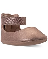 0133bde9e29 Nine West Infant Girls  Faye 2 Crib Ballet Flats from Finish Line
