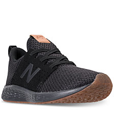 New Balance Boys' Fresh Foam Sport V1 Running Sneakers from Finish Line