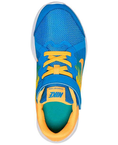 b022188c1b36 ... Nike Little Boys  Downshifter 8 Fade Running Sneakers from Finish Line  ...