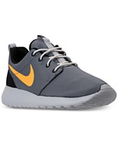 the best attitude c8fce 906d1 Nike Men s Roshe One Casual Sneakers from Finish Line