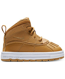 Nike Toddler Boys' Woodside 2 High Top Boots from Finish Line