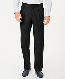Dockers® Men's Signature Classic-Fit Performance Stretch Double-Pleated Dress Pants