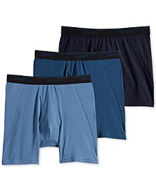Men's 3-Pk. MaxStretch Midway Briefs