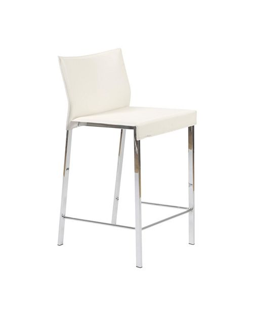 Euro Style Riley Counter Stool (Set Of 2)