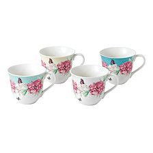 Miranda Kerr for Royal Albert  Everyday Friendship Mug Set of 4