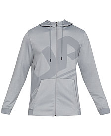 Under Armour Men's Armour Fleece Logo Zip Hoodie