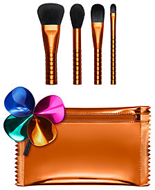 MAC 5-Pc. Shiny Pretty Things Face Focus Brush Party Set, A $142 Value!