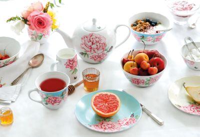Miranda Kerr for  Everyday Friendship Teacup & Saucer Set of 4