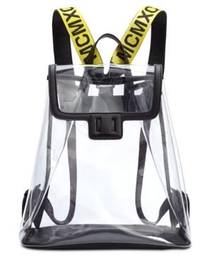 Steve Madden Clear Backpack...