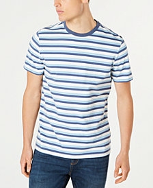 Tommy Hilfiger Men's Luke Stripe T-Shirt, Created for Macy's