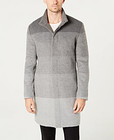 Alfani Men's Ombré Topcoat, Created for Macy's