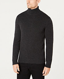 Michael Kors Men's Cashmere Turtleneck Sweater
