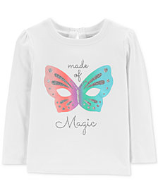 Carter's Toddler Girls Graphic-Print Top