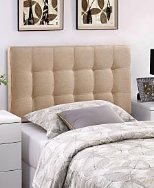 Mia Twin Vinyl Bed