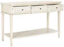 Manelin Console With Storage Drawers
