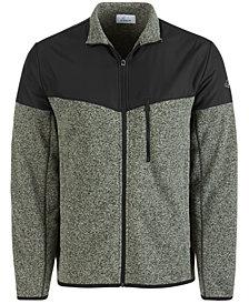 Attack Life by Greg Norman Men's Sweater Fleece Jacket