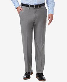 Haggar Men's Classic-Fit Premium Comfort Stretch Dress Pants
