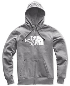 The North Face Men's Half Dome Logo-Print Full-Zip Hoodie