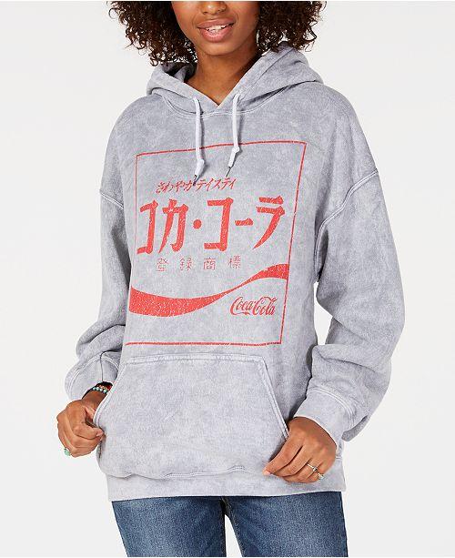 True Vintage Juniors  Coca Cola Japan Sweatshirt   Reviews - Tops ... e3612f0d5