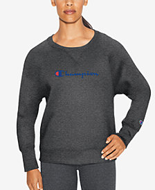 Champion Fleece Logo Sweatshirt