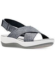 Clarks Women's Arla Kaydin Cloudsteppers Sandals