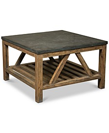 Breslin Bluestone Bunching Coffee Table