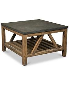 Breslin Bluestone Bunching Coffee Table