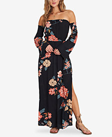Billabong Juniors' Crystal Flower Maxi Dress
