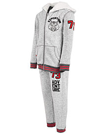 Epic Threads Toddler Boys 2-Pc. Hoodie & Joggers Set, Created for Macy's