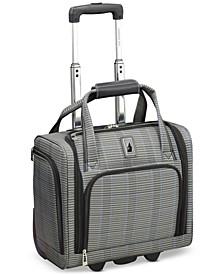 """Knightsbridge II 15"""" Wheeled Under-Seat Carry-On Suitcase"""