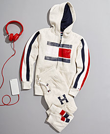 Tommy Hilfiger Big Boys Tommy Hoodie & Joggers Outfit