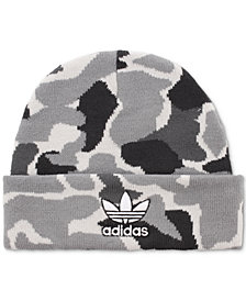 adidas Men's Originals Camo Beanie