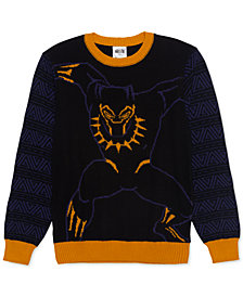 Black Panther Men's Sweater