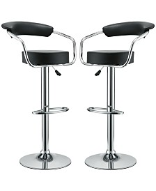 Modway Diner Bar Stool Set of 2