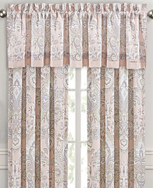 Royal Court Sloane Blush Straight Valance