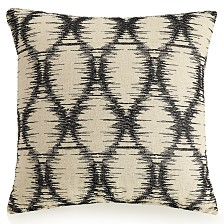 "Ayesha Curry Embroidered Ogee 16"" Decorative Pillow"