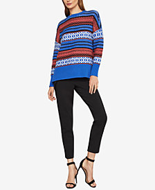 BCBGMAXAZRIA Striped Sweater