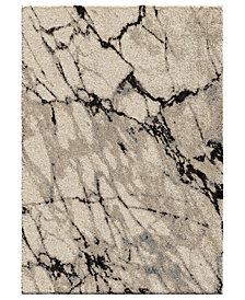 "Orian Carolina Wild Great Falls Natural 6'7"" x 9'8"" Area Rug"