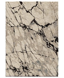 "Palmetto Living Carolina Wild Great Falls Natural 6'7"" x 9'8"" Area Rug"