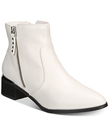 Material Girl Maisy Ankle Booties, Created for Macy's