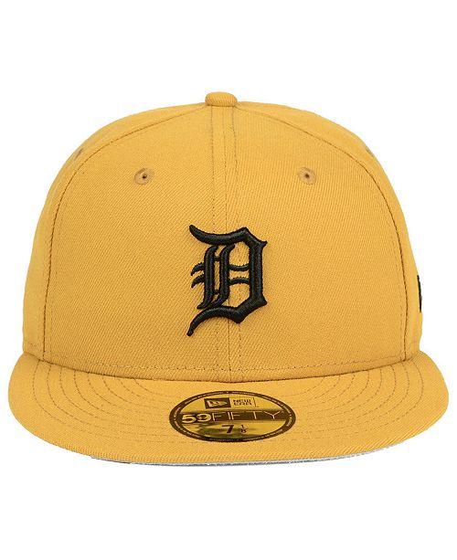 pretty nice fa72f 11035 ebay new era detroit tigers reverse c dub 59fifty fitted cap sports fan  shop by lids