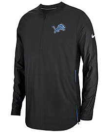 Nike Men's Detroit Lions Lockdown Jacket